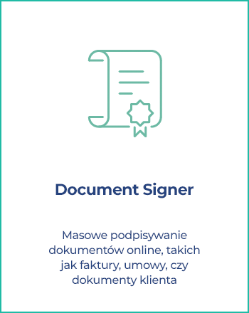 document signing