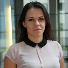 Paulina Ziarek - ekspert ds. Business Intelligence