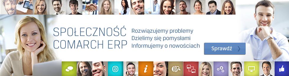 Społeczność Comarch ERP