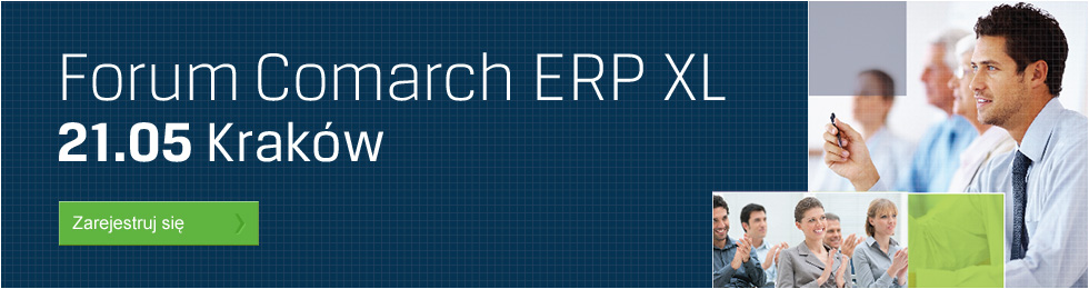Forum Comarch ERP XL